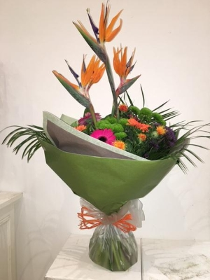 Tropical Temptation Hand Tied